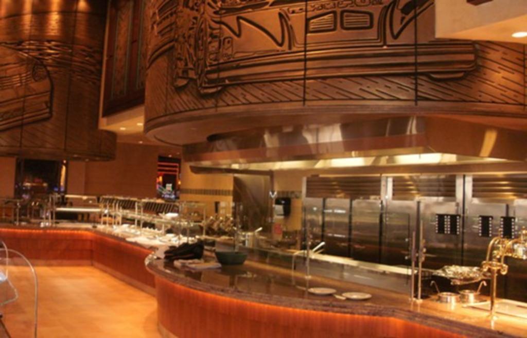 Hollywood Casino S Million Dollar Kitchens