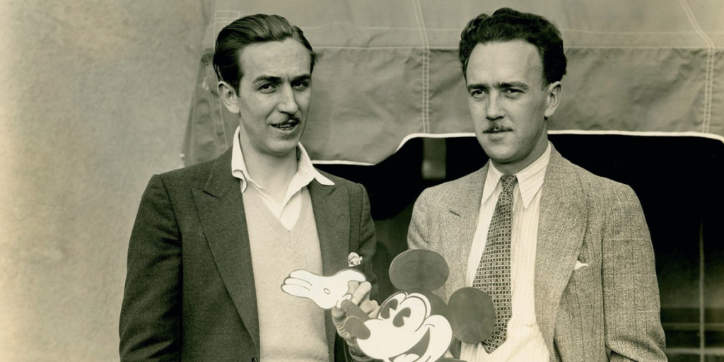 Mickey Mouse co-creator Ub Iwerks has been mostly written out of Disney's history. A new book gives the Kansas City animator his due.