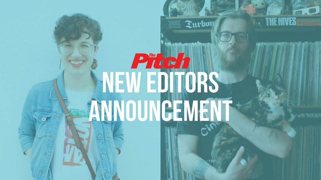 Editors Announcement