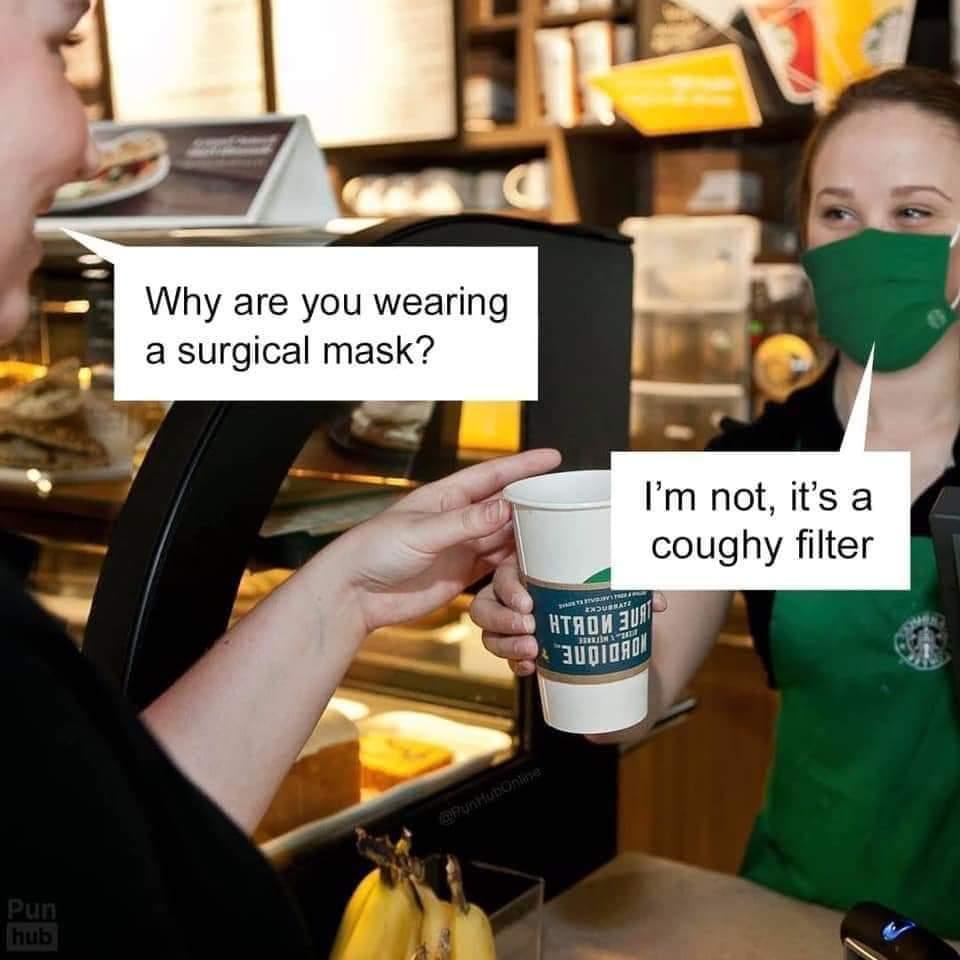 I Will Break Quarentine For Coffee