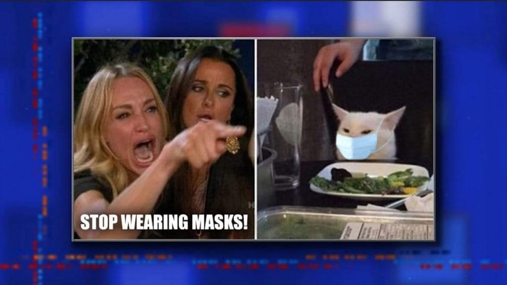 Stop Buying Masks!