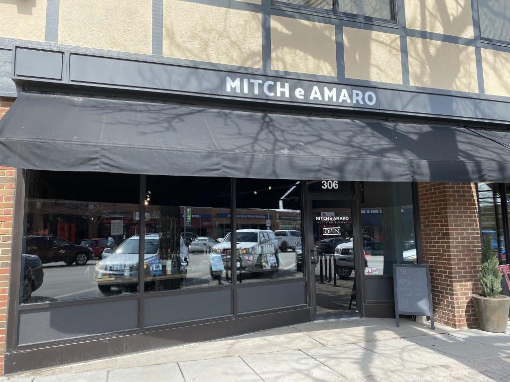Mitch E Amaro