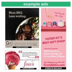 Example Ads