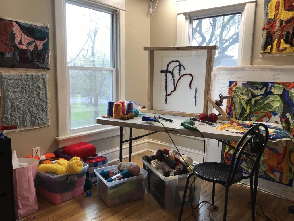 Bo Hubbard Studio 2