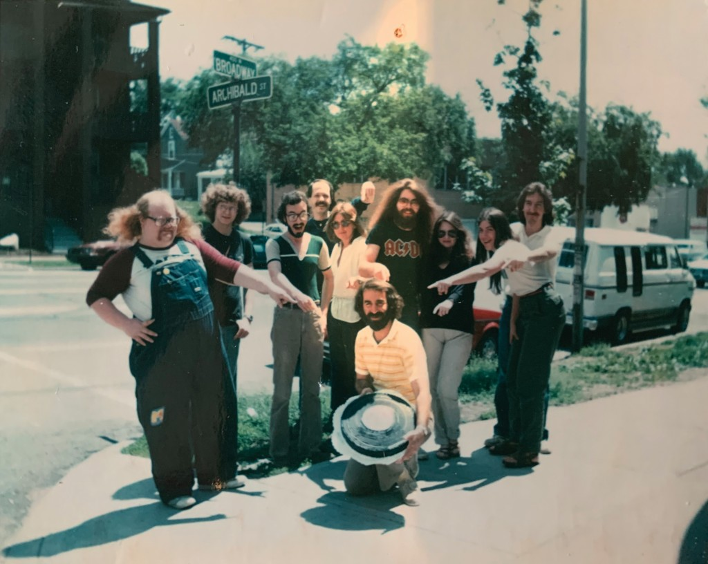 Birthday With Team (leroi, Sheryl, Joe, Dan, Etc)