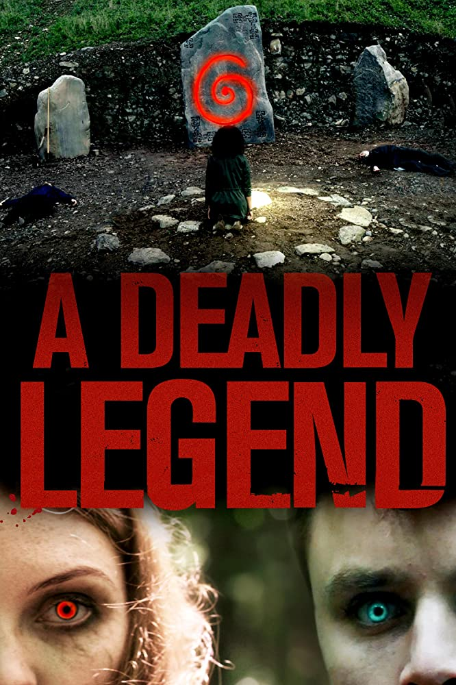 Corbin Bernsen A Deadly Legend Poster
