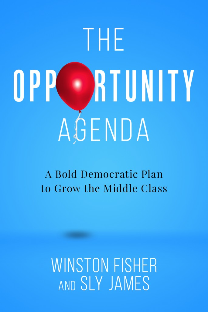 Opportunityagenda Bookcover Hr