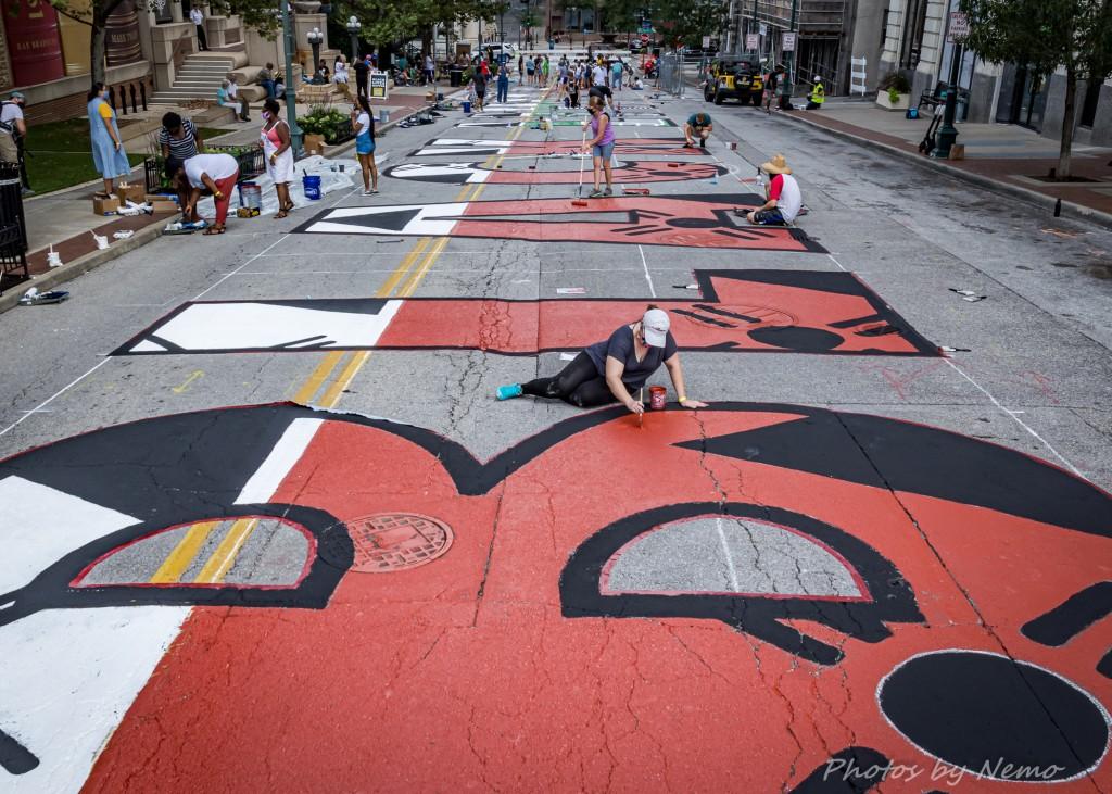 Blm Murals 10th & Baltimore 09 05 2020 5892