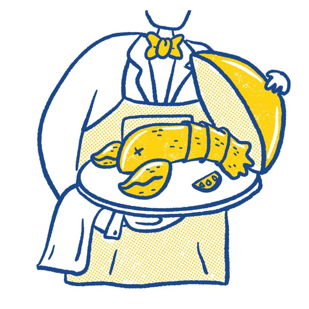 Home Depot Lobster