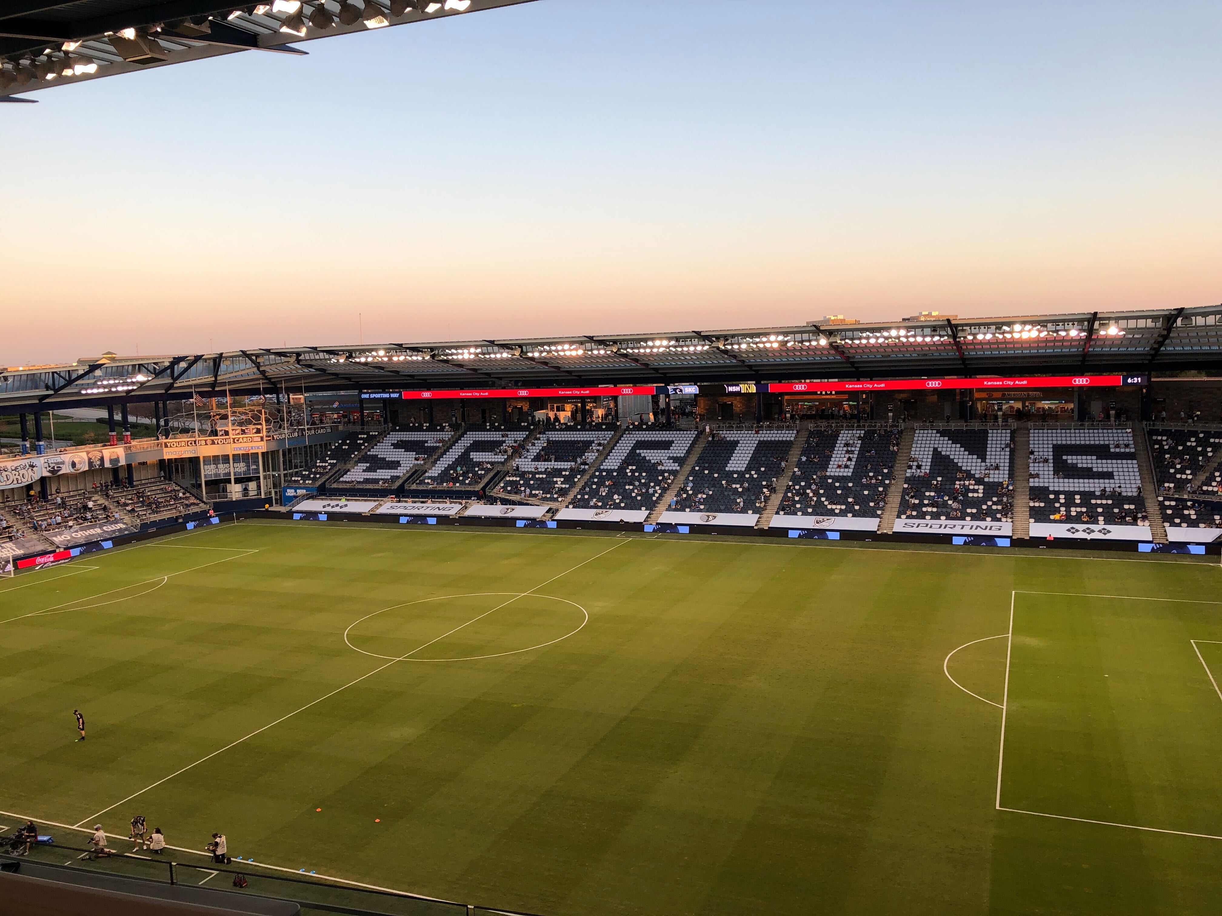 Sporting KC coverage