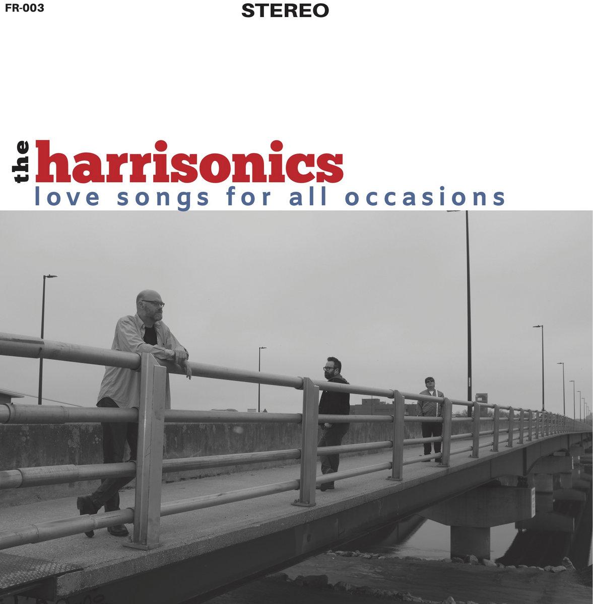 Harrisonics Cover