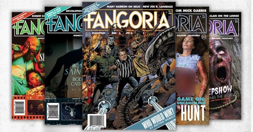 Fangoria Graphic