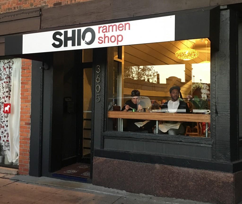 A photo of Shio Ramen in Kansas City