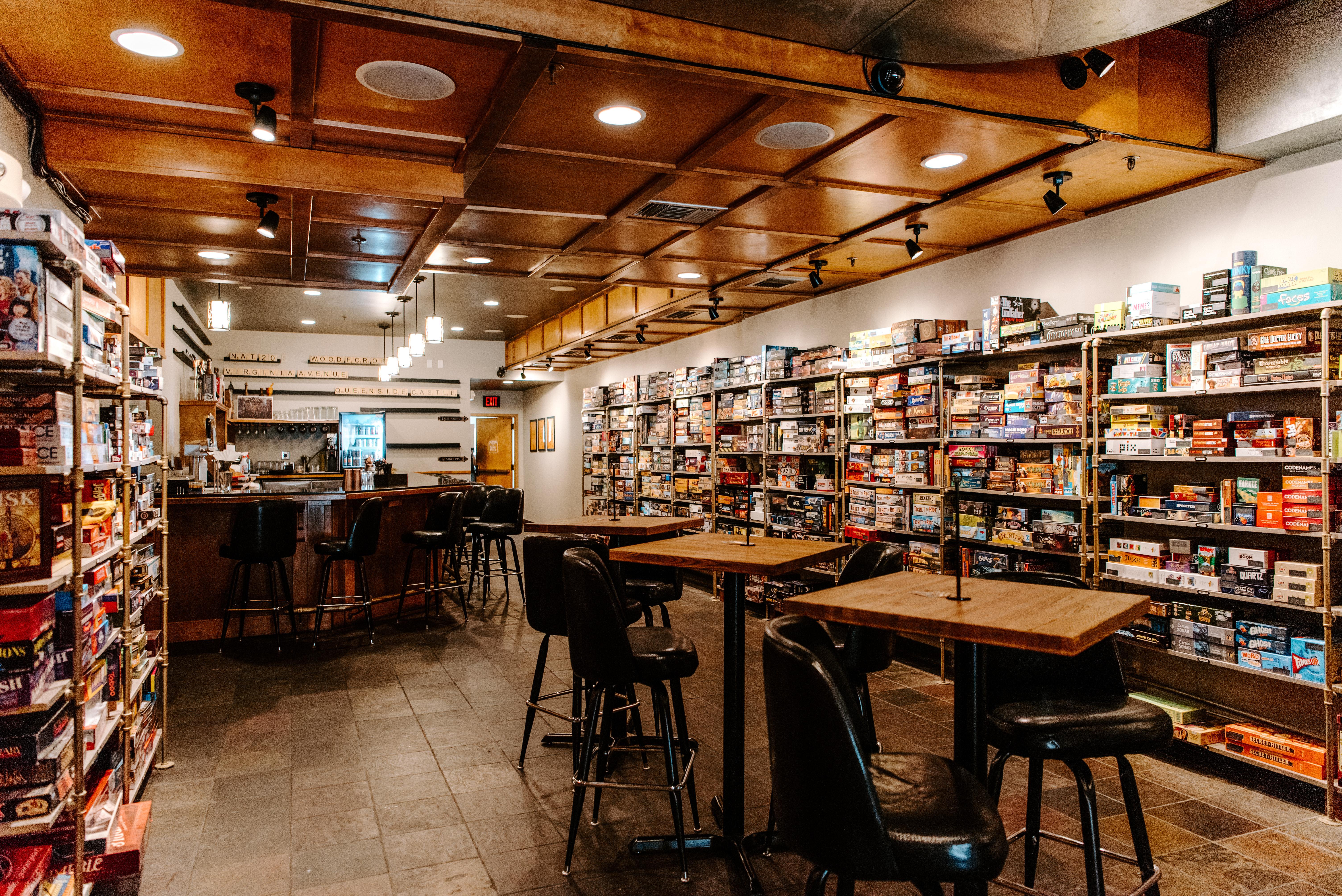 Restaurant Pub & Games