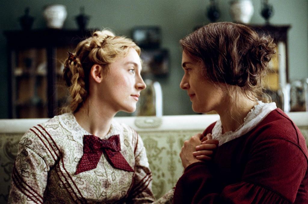 Ammonite Saoirse Ronan And Kate Winslet