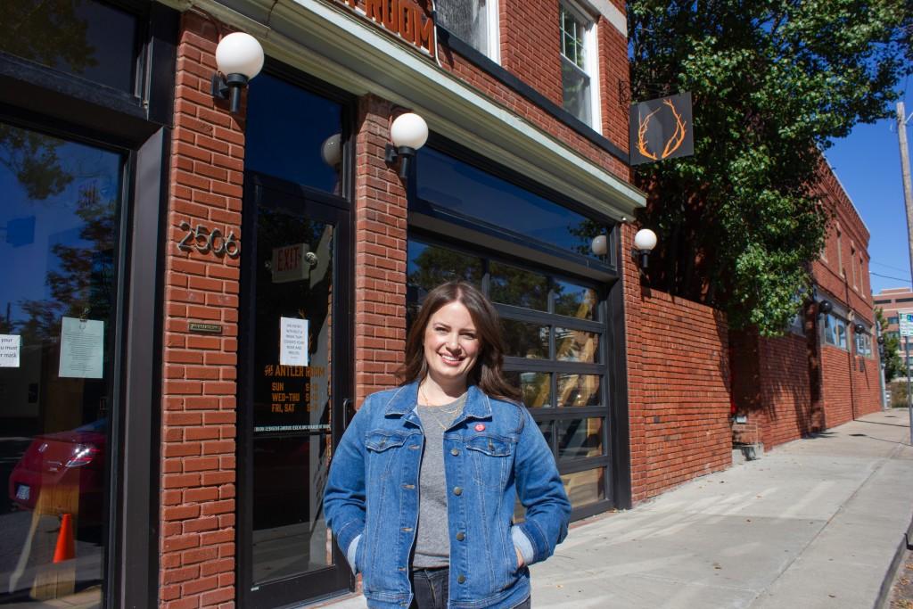 A photo of Danielle Lehman.