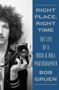 Bob Gruen Cover