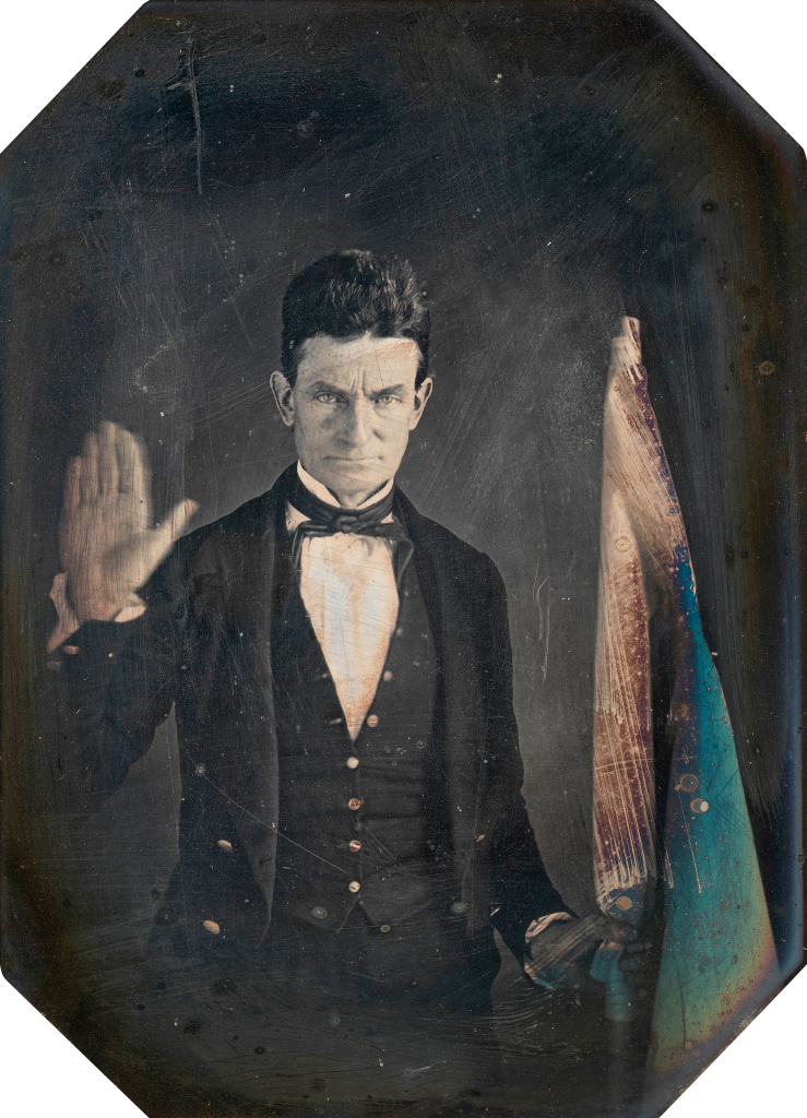 John Brown By Augustus Washington 1846 7
