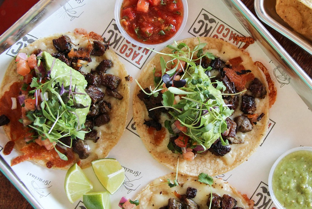 Image of Tacos from Taco Naco in Overland Park