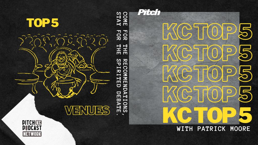 Kc Top 5 Venues