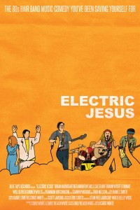 Electric Jesus Festival Poster 2020