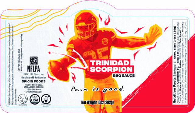 Ceh Trinidad Scorpion