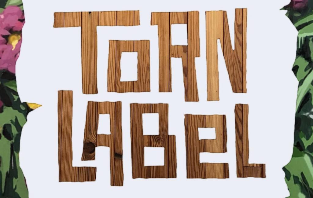 Torn Label