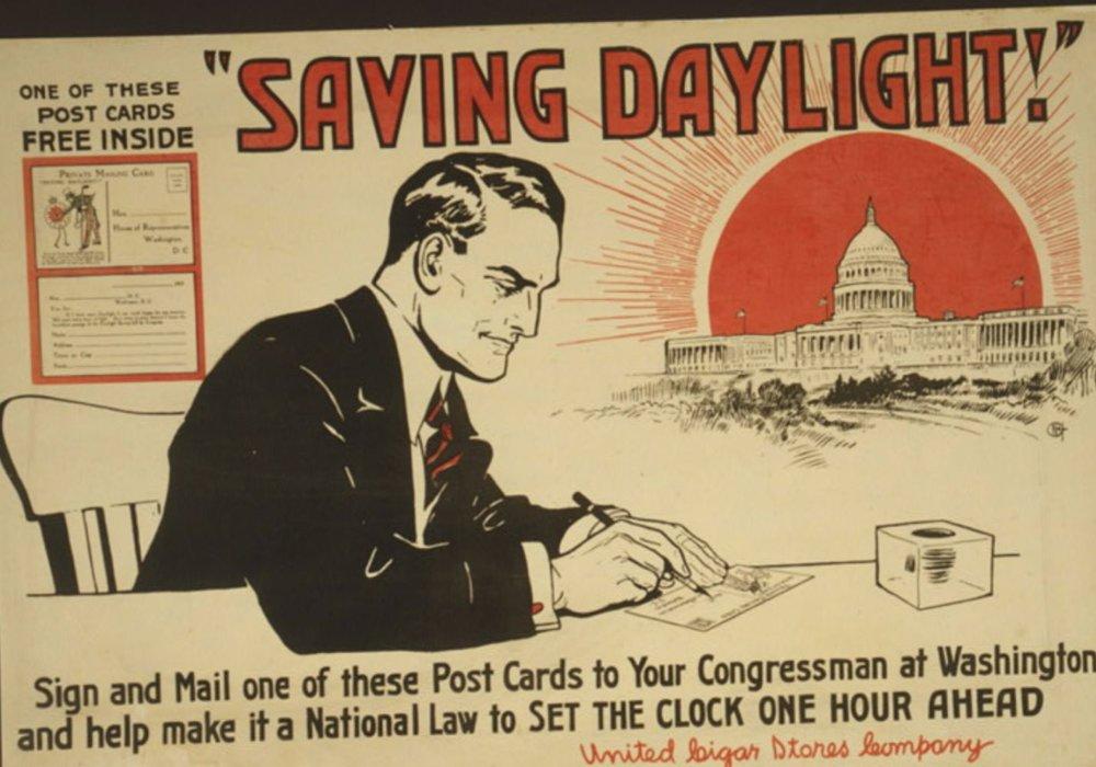 Savingdaylight