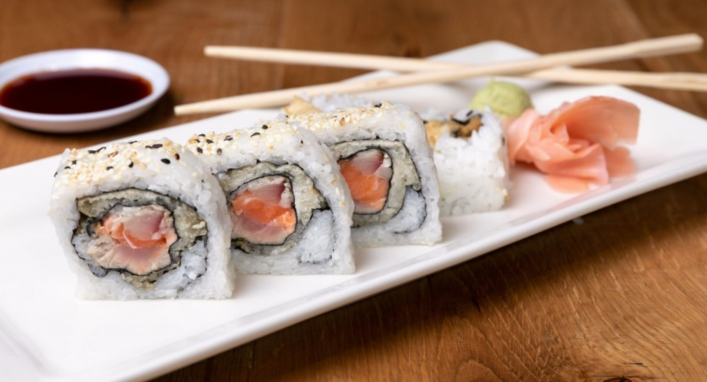 A photo of sushi from Tora Sushi in Overland Park