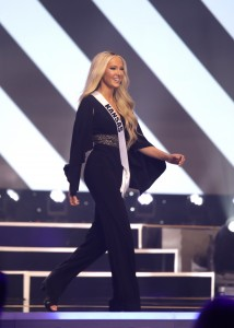 Miss Usa Preliminary Competition Opening In Sherri Hill