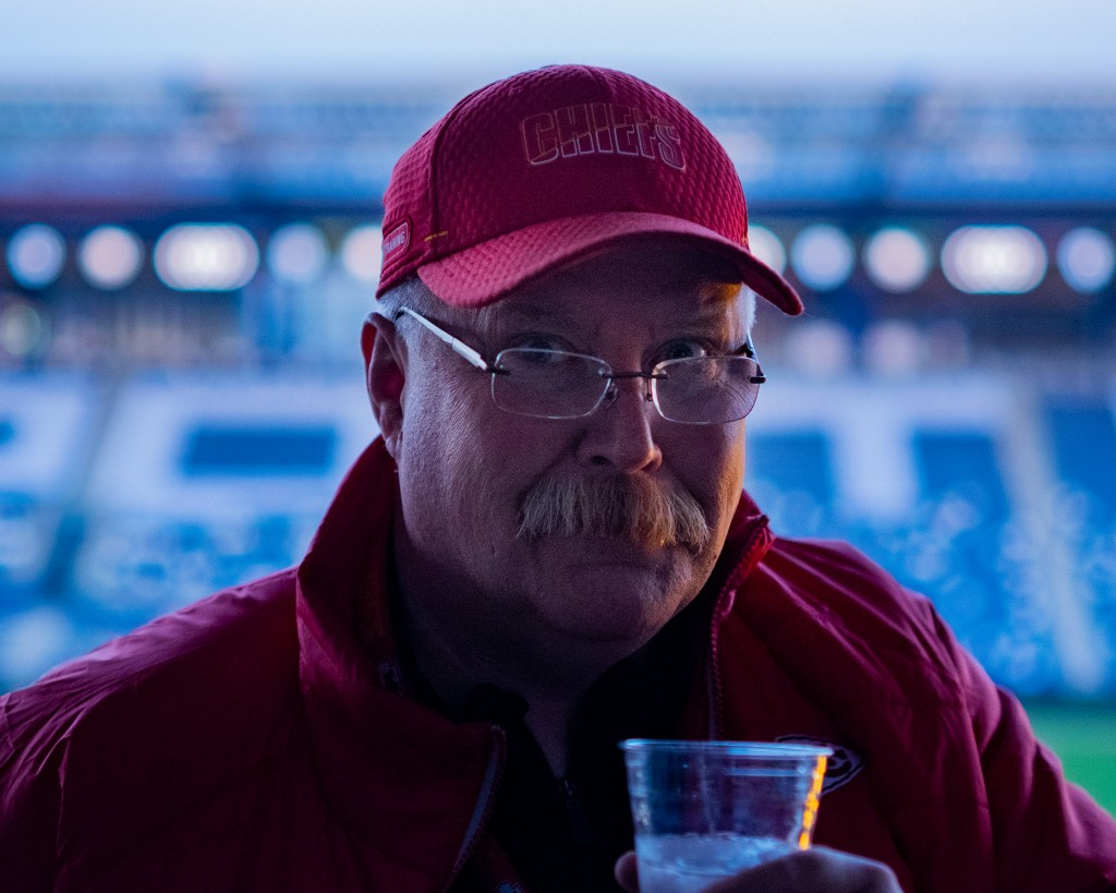 Almost Andy Reid Official