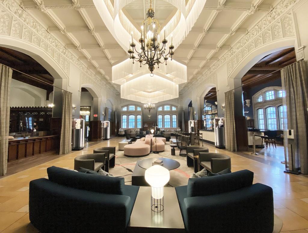 Hotel Kc Lobby