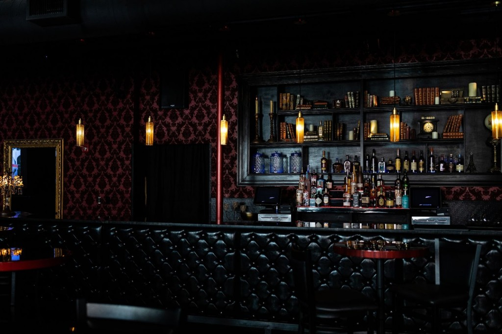 A photo of the Scarlet Room in Kansas City