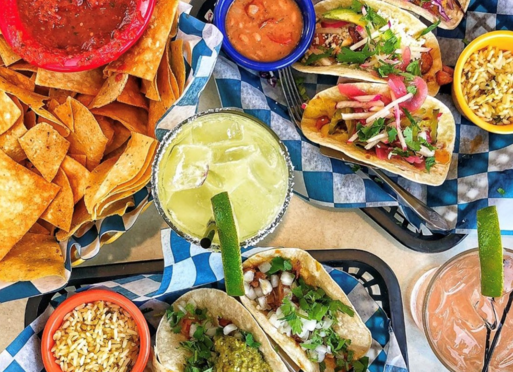 A photo of food from Taco Republic in Prairie Village.