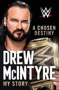 Drew Mcintyre Book
