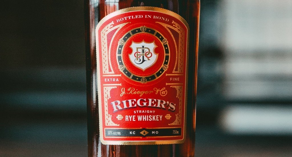 Photo of J. Rieger and Co Straight Rye Whiskey