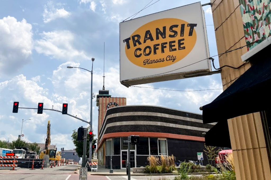 A photo of Transit Coffee in Kansas City