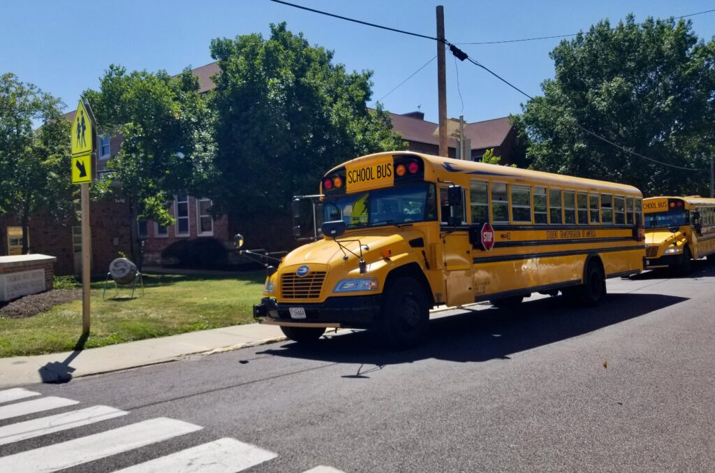 Benton Elementary First Day 08242021 1 1024x677