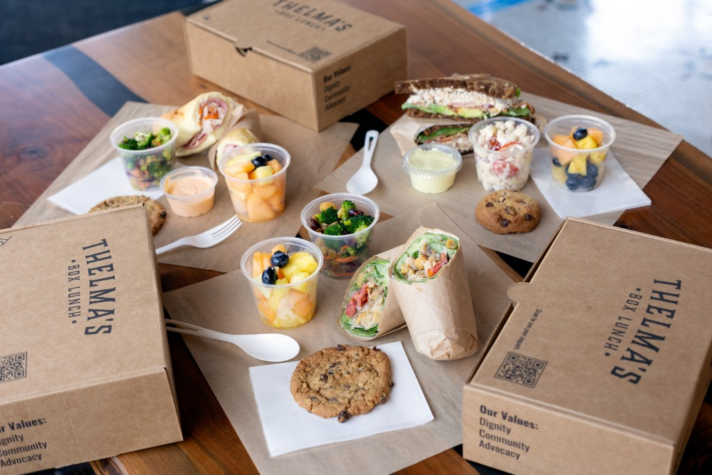 Thelma's Box Lunch. // Photo courtesy Thelma's Kitchen