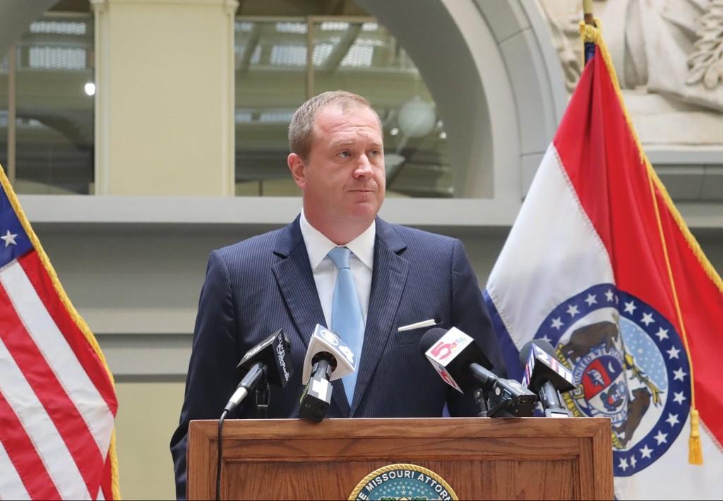Missouri Attorney General Eric Schmitt Photo Courtesy Of The Missouri Attorney Generals Office