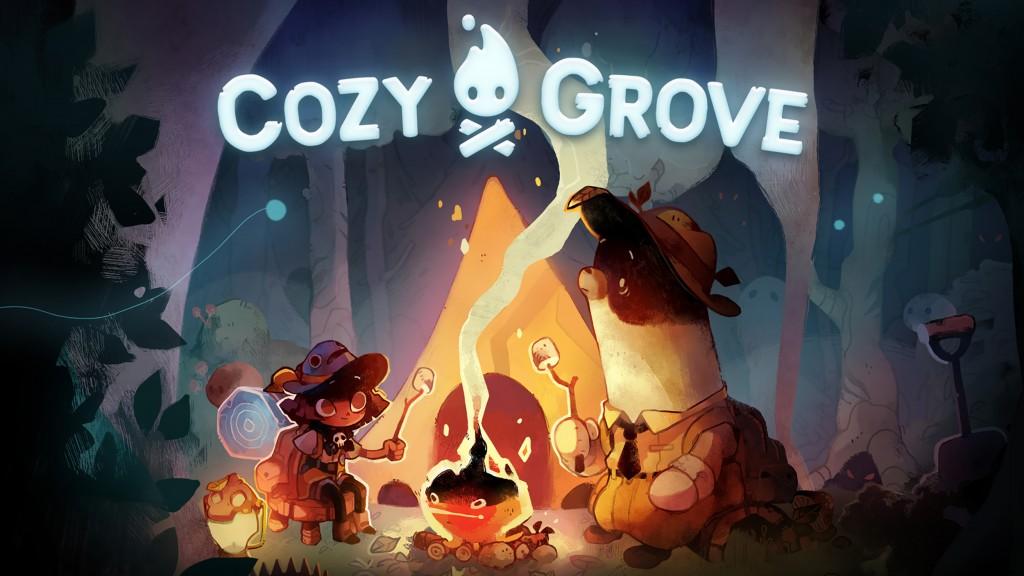 Cozy Grove Switch Hero