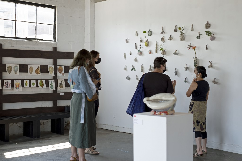 Momoko Usami Beco Gallery Exhibit 2021